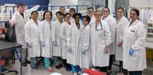 年度生命实验室雇主的生命实验室员工